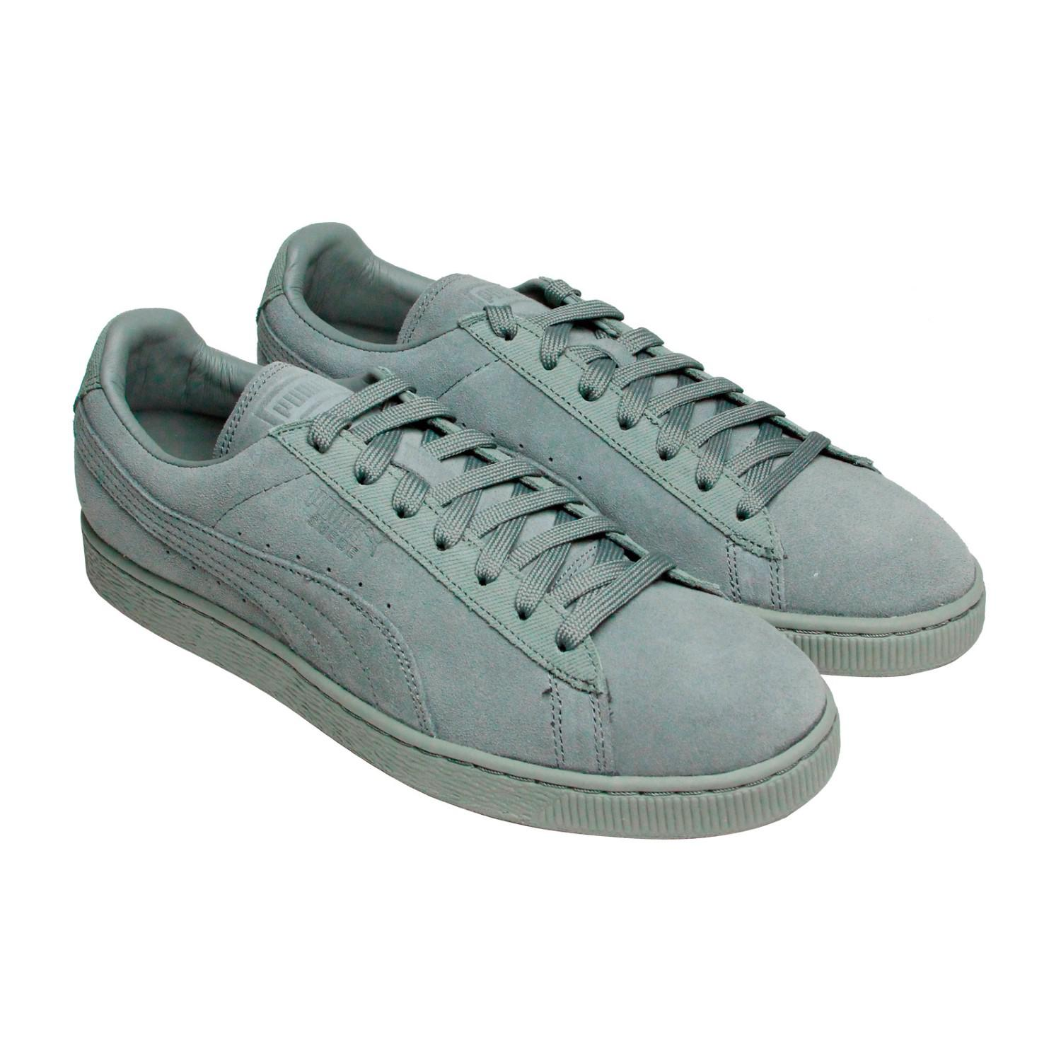 462216862622 Lyst - PUMA Suede Classic Tonal in Green for Men