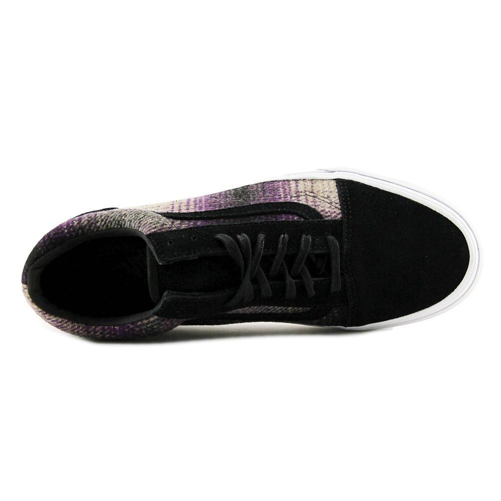 c21be6d1eeb Lyst - Vans Old Skool Reissue Men Us 8 Black Skate Shoe in Black for Men