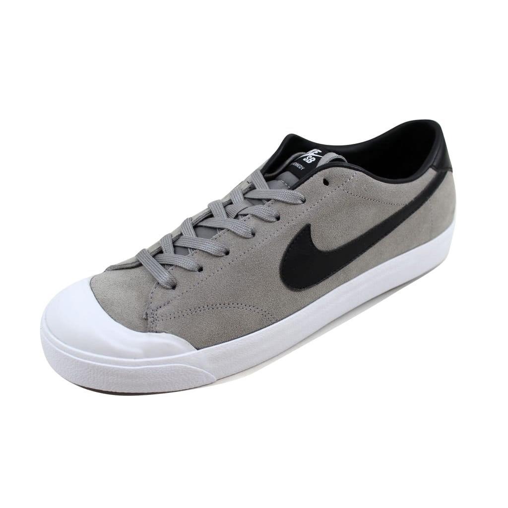 new concept 893ad 20eec Lyst - Nike Zoom All Court Ck Skate Shoe 12 Us in Black for Men