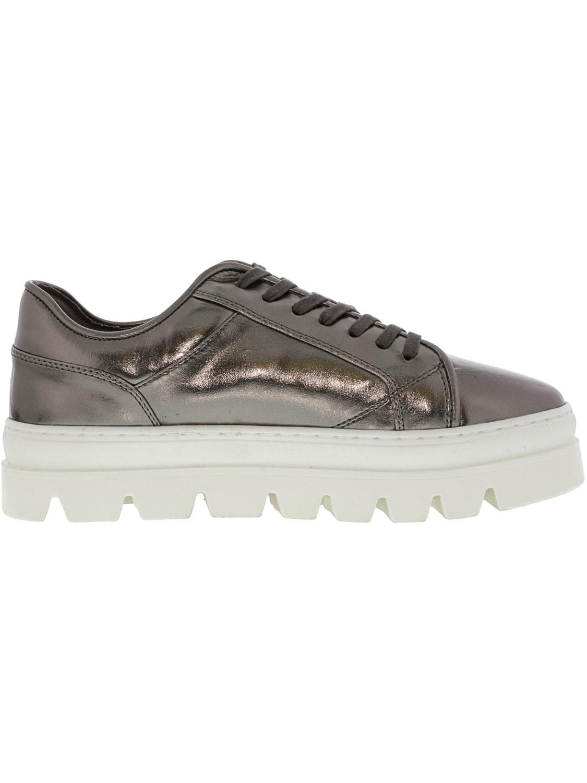 4c2ef7189fb Steve Madden - Gray Kickstart Fashion Sneaker - 7.5m - Lyst. View fullscreen