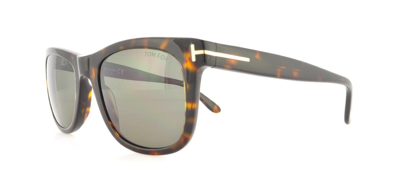 177fa91a8230f Lyst - Tom Ford Ft0336 Leo Square Sunglasses