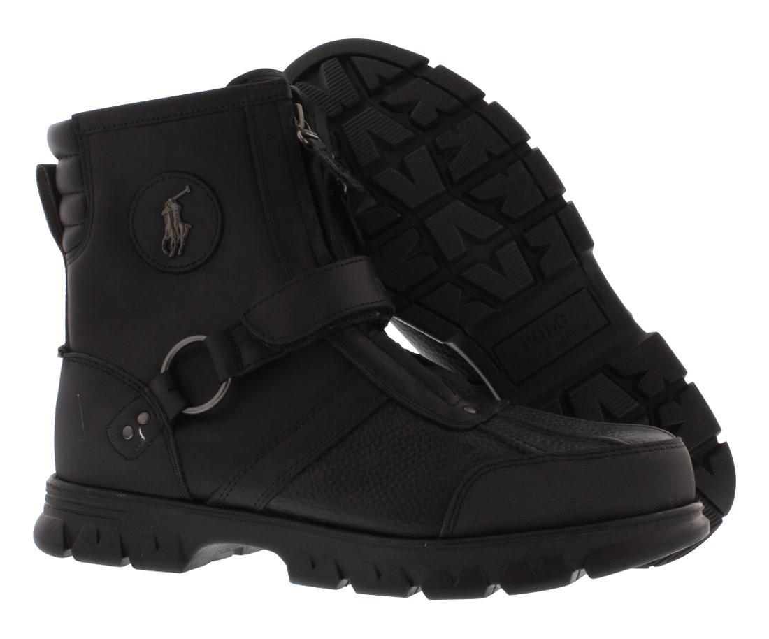 9f07e6ea85 Lyst - Polo Ralph Lauren Pl 8121682163h2  Conquest Iii Men Boots ...