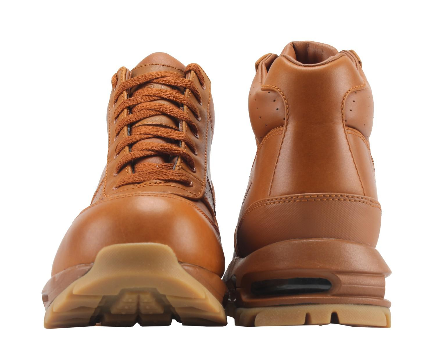 e5eed9dc8a4a18 ... Lyst - Nike Air Max Goadome Shoes Tawnygum Light Brown 86503 Nike Air  Max Goadome Acg Boots Boot 865031 208 Sneaker Shoe Size 13 Tawny Gum ...