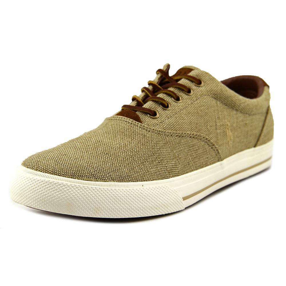 Ralph Lauren Vaughn Denim Low-Top Sneaker Chambray 8 lcSUVI