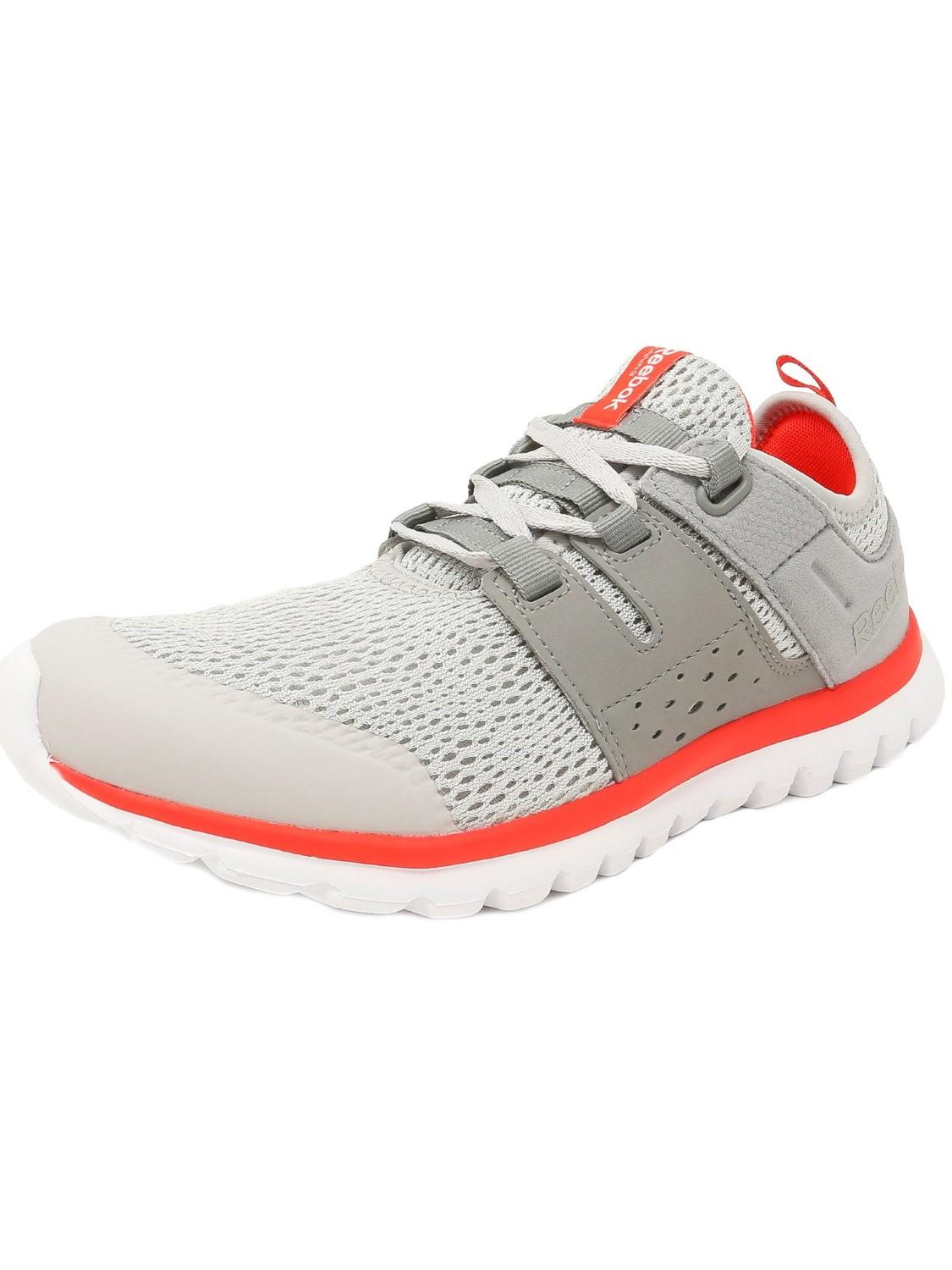 855bdd7b577ae Reebok - Gray Sublite Authentic 2.0 Steel   Gravel Cherry White Ankle-high  Fabric Running. View fullscreen