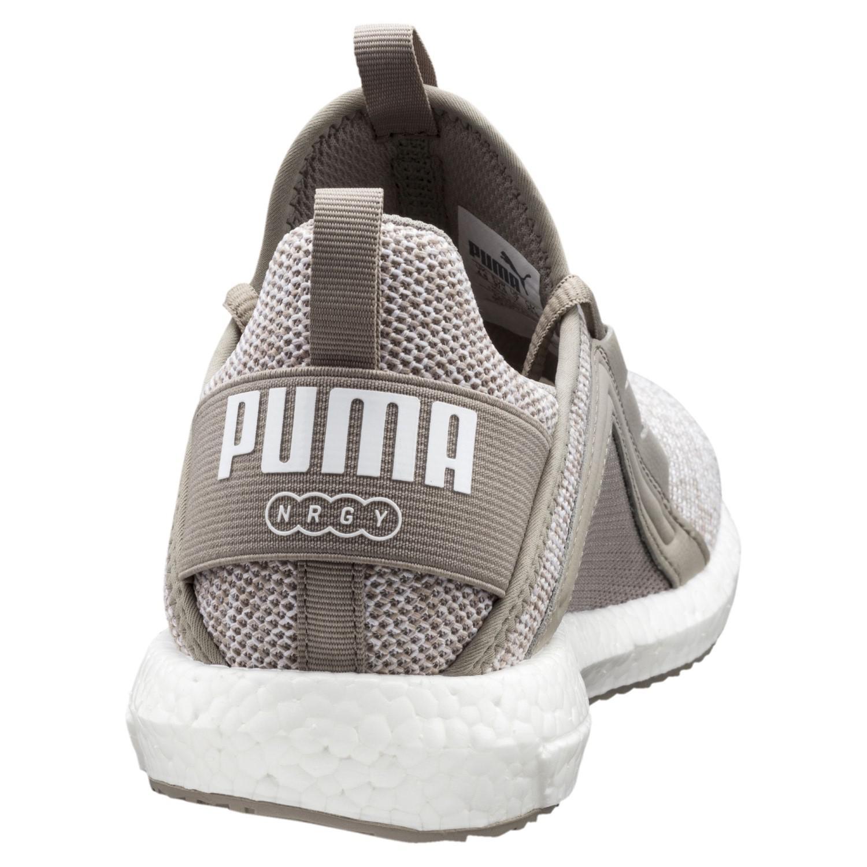Knit Dac4ba Blanc Lyst Trainers Nrgy Puma In Mega qSITn1RA