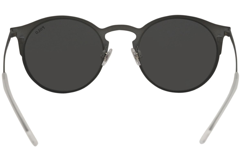 Polo Ralph Lauren PH3113 Sonnenbrille Mattes Gunmetal 905087 51mm 0nOjf