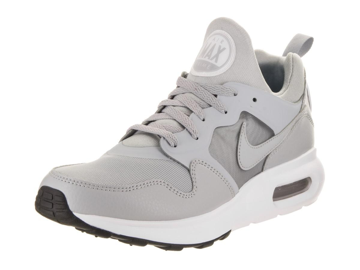Lyst - Nike Air Max Prime Wolf Grey wolf Grey white Running Shoe 10 ... f102e4141f79