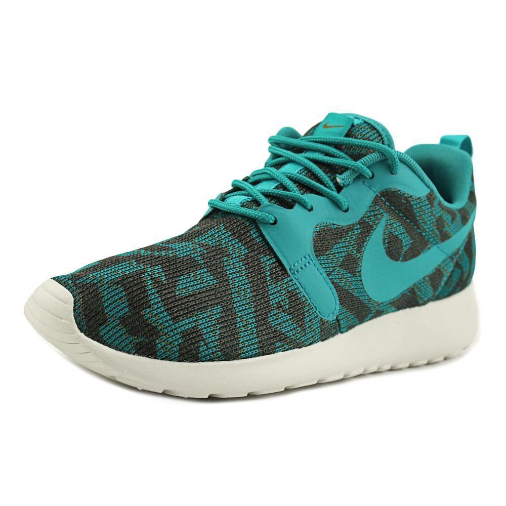 856149546b832 Lyst - Nike Roshe One Women Us 7.5 Blue Sneakers