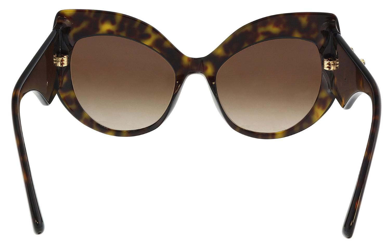 df553d406dcc Dolce   Gabbana - Multicolor Dg4321 B50213 Cat Eye Sunglasses - Lyst. View  fullscreen