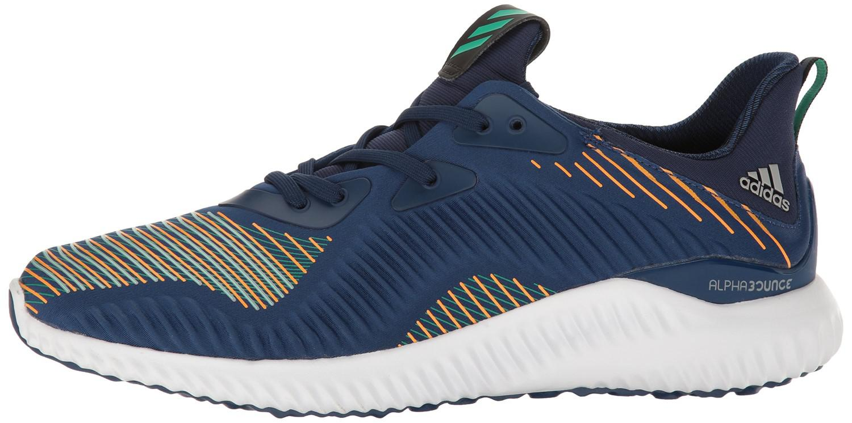 Lyst Adidas Performance AlphaBounce HPC m corriendo zapatos en color azul para hombres