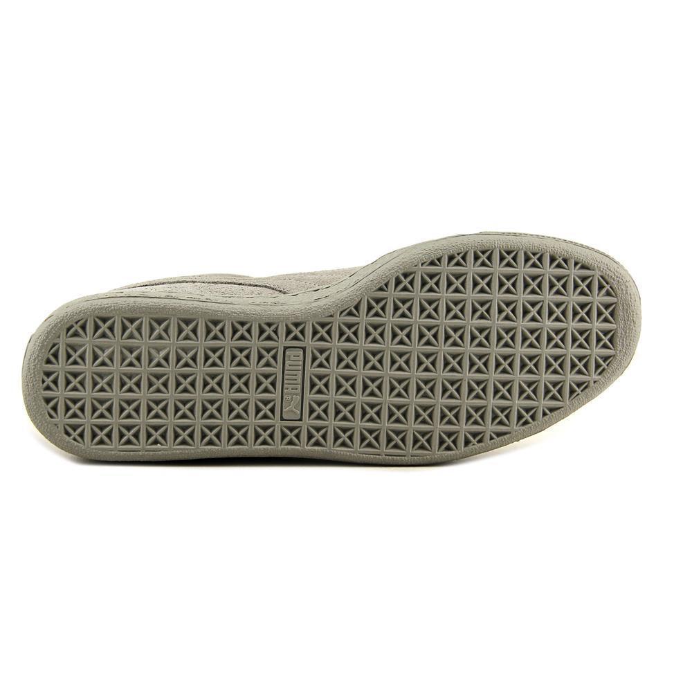 buy popular 1ff0e fbb27 Classic amp  10 Lyst In Shine Gray Sneakers Us Matt Puma Suede Women EwwpF