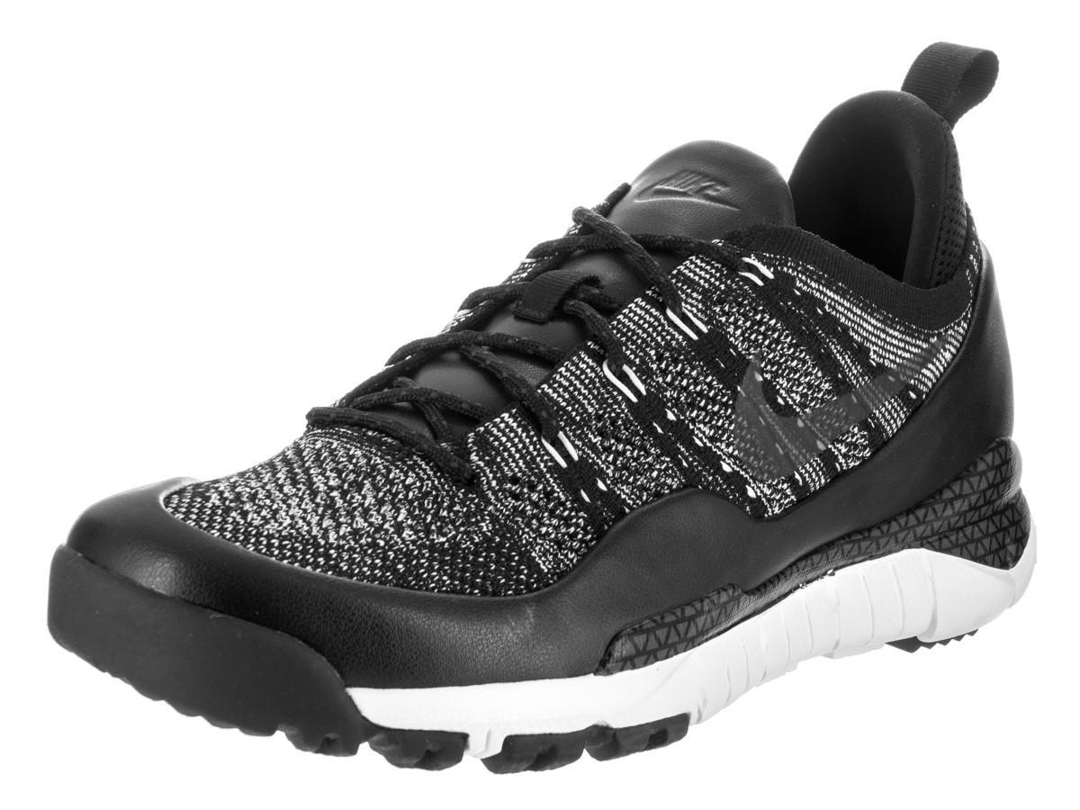 Nike. Lupinek Flyknit Low Sail/black/anthracite Casual Shoe 10.5 Men Us