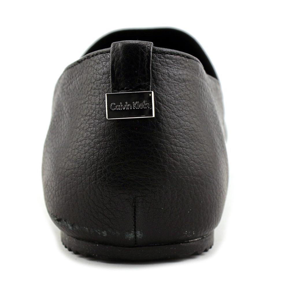 d47192cacfa Lyst - Calvin Klein Poppia Women Us 5.5 Black Loafer in Black