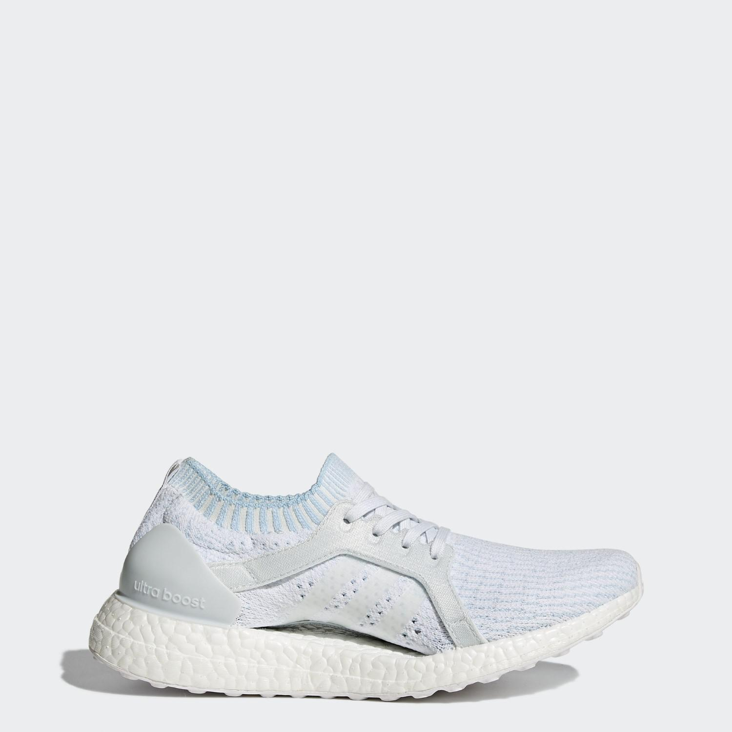 bd09c8740 ... cheap for discount adidas. Womens Blue Ultraboost X Parley Shoes ...