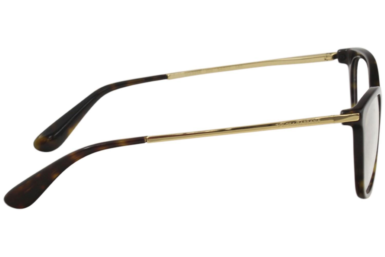 e2e141e6b72 Lyst - Dolce   Gabbana Dolce gabbana Dg3258 Eyeglass Frames 502-54 ...