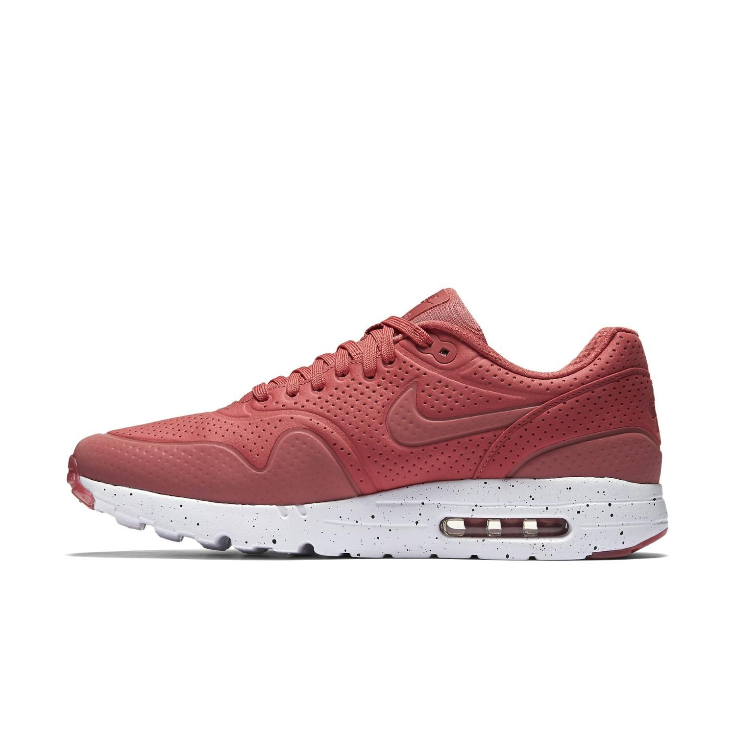 ec8698f750 Nike Air Max 1 Ultra Moire Terra Red/white 705297-611 in Red for Men ...