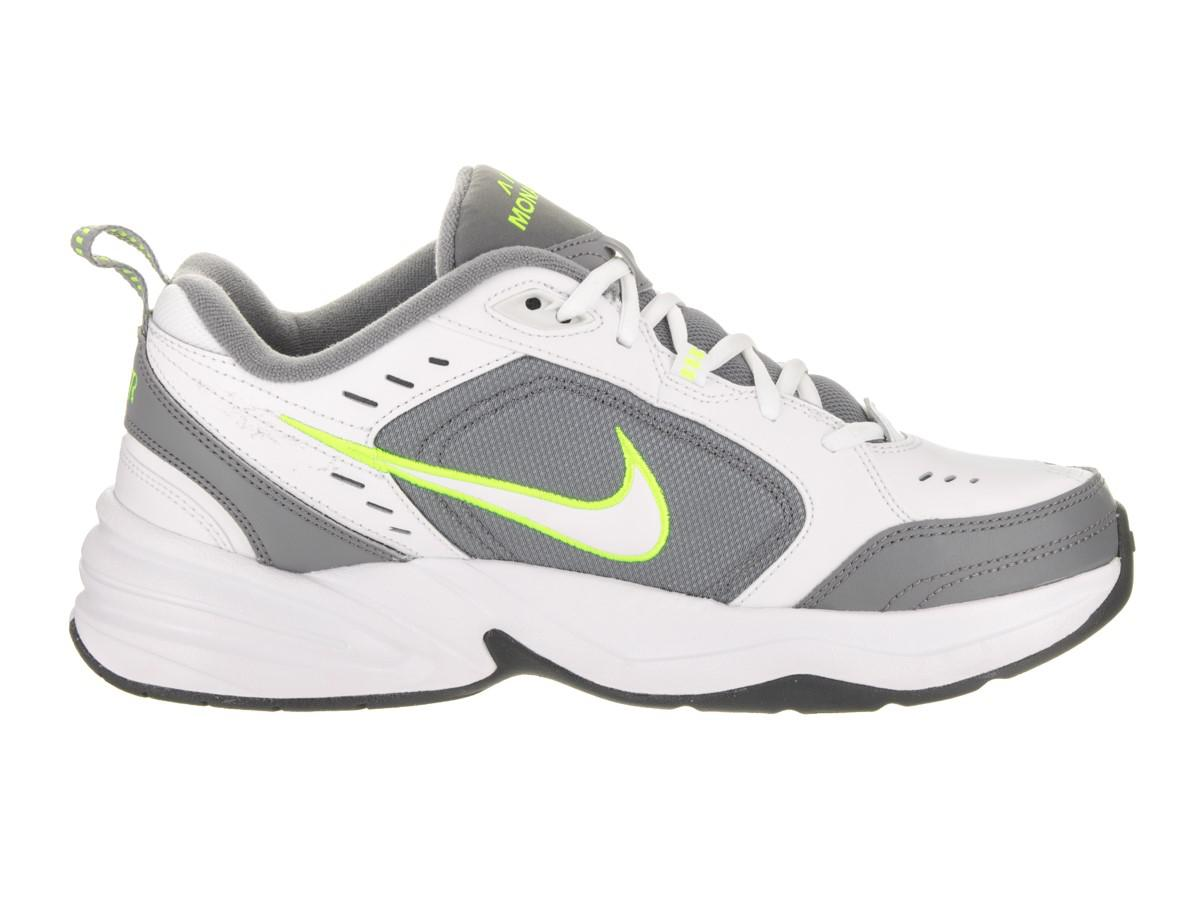 Lyst Nike Air Monarch Iv cool bianca bianca cool Iv grigio volt Training scarpe   c20e0f