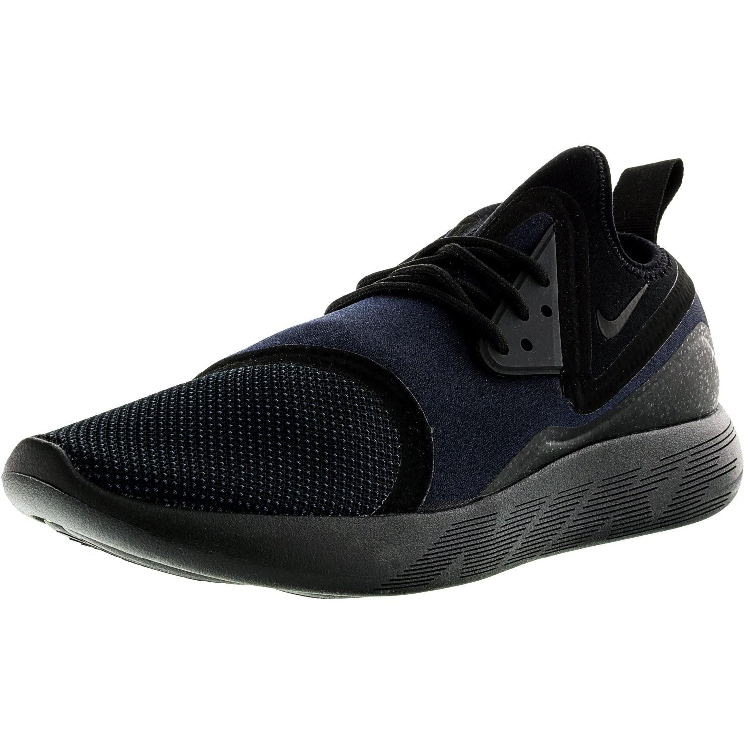 Nike Mens Lunarcharge Essential Round Toe Training Running