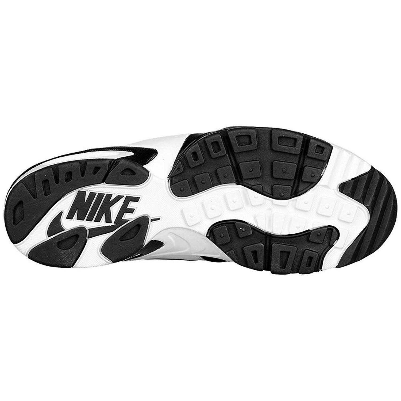 low priced bcb29 db6ed Lyst - Nike Air Diamond Fury  96 Sneakers 724971 Sz 8.5 Black white ...