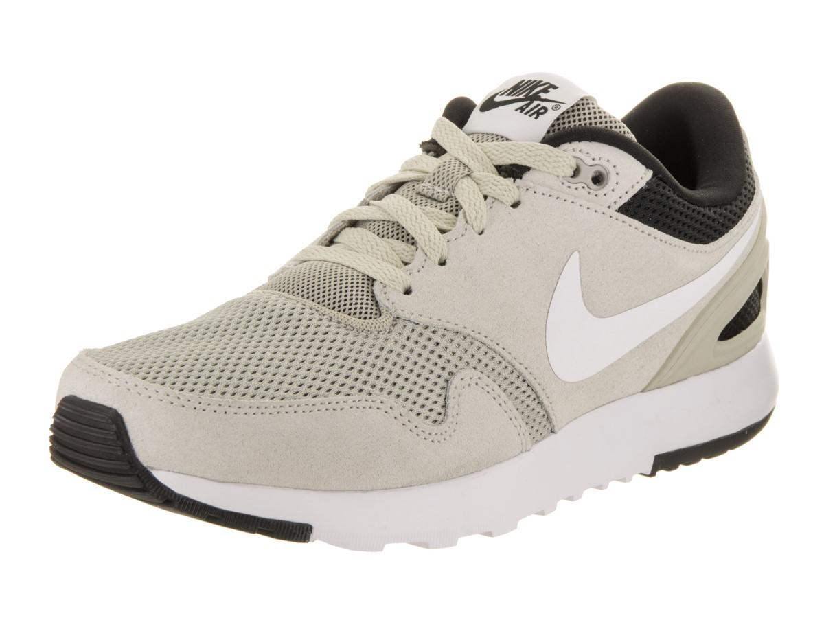 half off 748a6 12b77 ... promo code lyst nike air vibenna se pale grey white black running shoe  8.5 6ccbc 21599