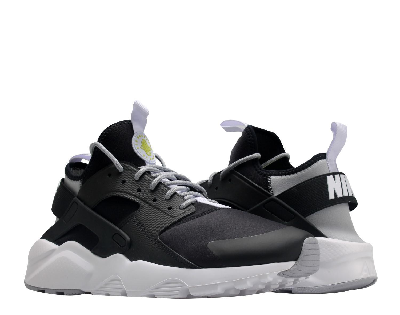 50ffac333c1a6 Lyst - Nike Air Huarache Run Ultra Black white-grey Running Shoes ...