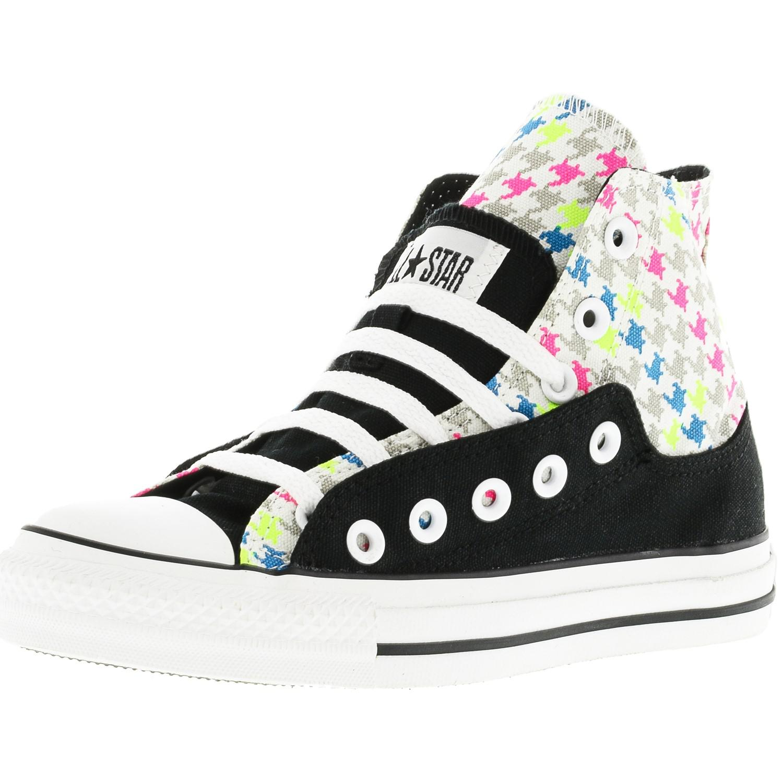 68824da93e47a0 Lyst - Converse Chuck Taylor Layer Up Hi Ankle-high Canvas Fashion ...