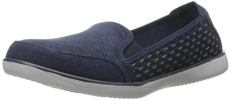 In Fashion 22541 Skechers Navy Sneaker Blue 8 Showy Spectrum Lyst vBTq8W