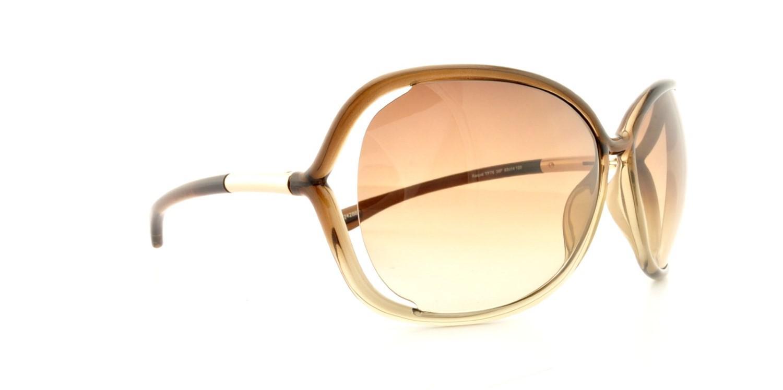 364141c2d5fc Tom Ford - Brown Sunglasses Ft 0076 Raquel 38f Bronze other   Gradient -  Lyst. View fullscreen