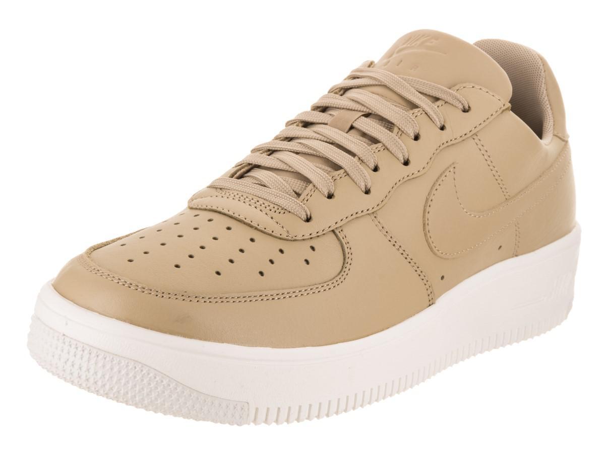 lyst nike air force 1 ultraforce basket scarpe pelle ci