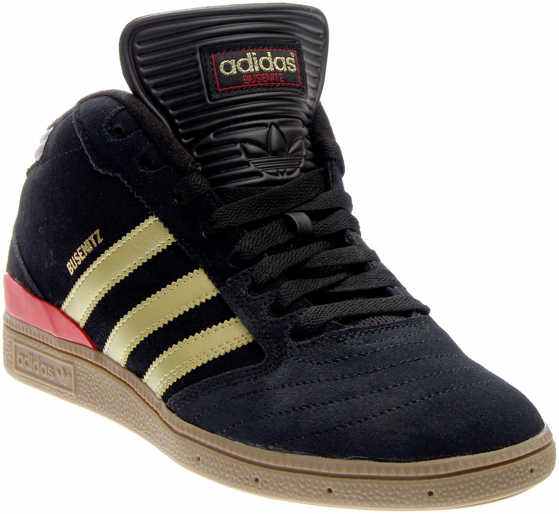 lyst adidas busenitz (metà in nero per gli uomini.