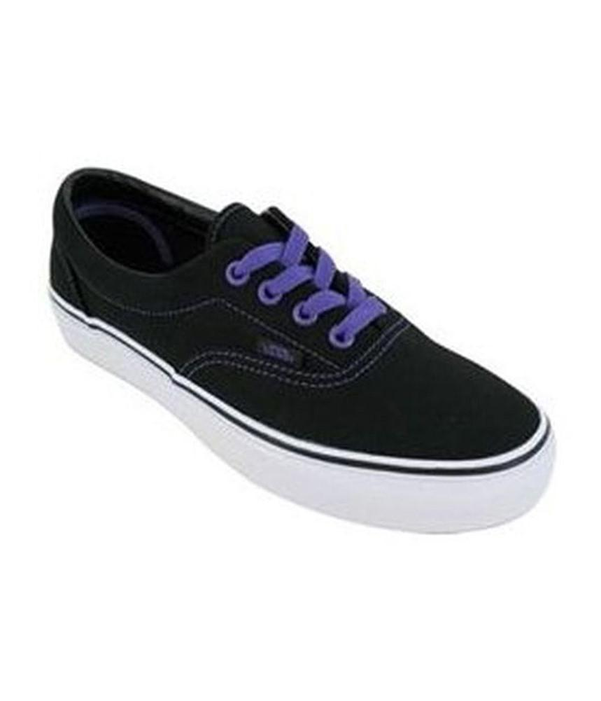 68c1cc32e0 Lyst - Vans Unisex Era Lo-canvas Skate Sneakers Blackpassionflower ...