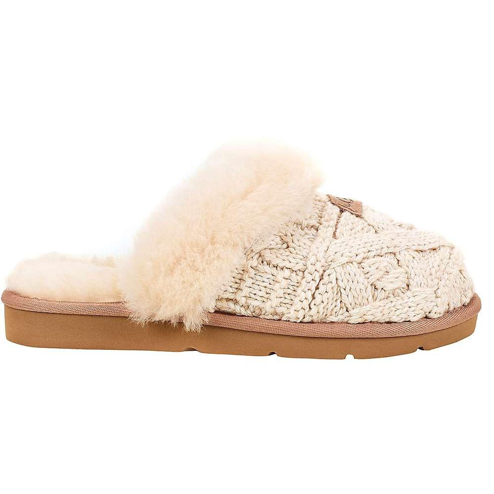193d0979867 Lyst - UGG Ugg Cozy Cable Slipper