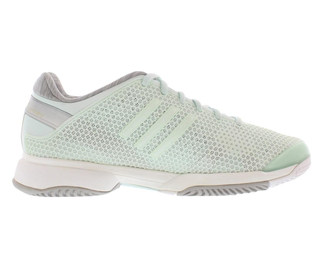 on sale 155e9 40f0e Lyst - adidas Asmc Barricade Tennis Shoes Size 7 in White