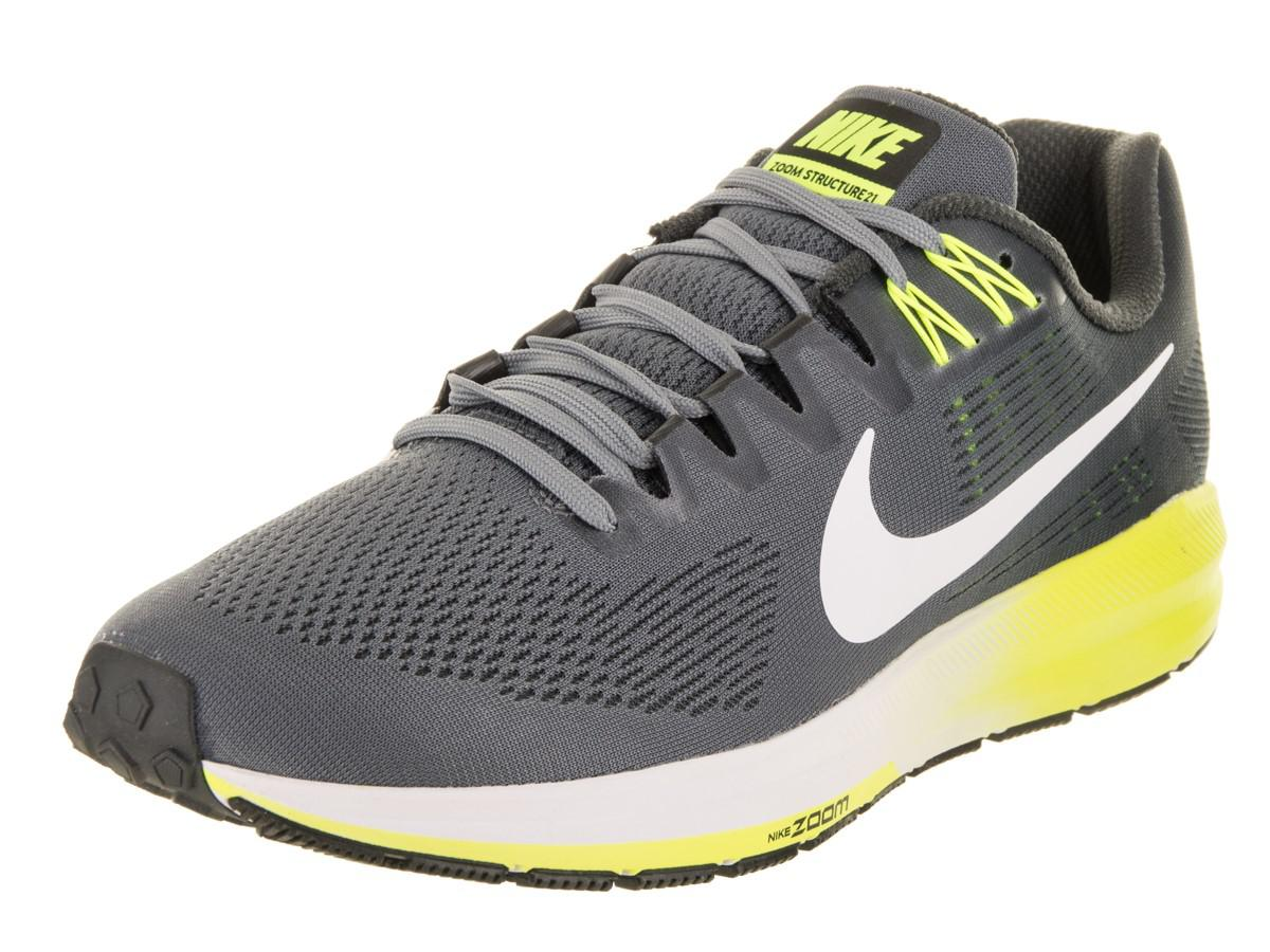 super popular a5731 ba178 Lyst - Nike Air Zoom Structure 21 Running Shoe 10 Us in Gray ...