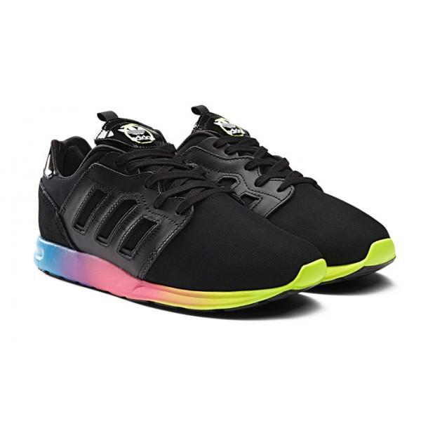 e697487bf8ea Lyst - adidas Originals Zx 500 2.0 Rita W Black blue pink M19079 ...