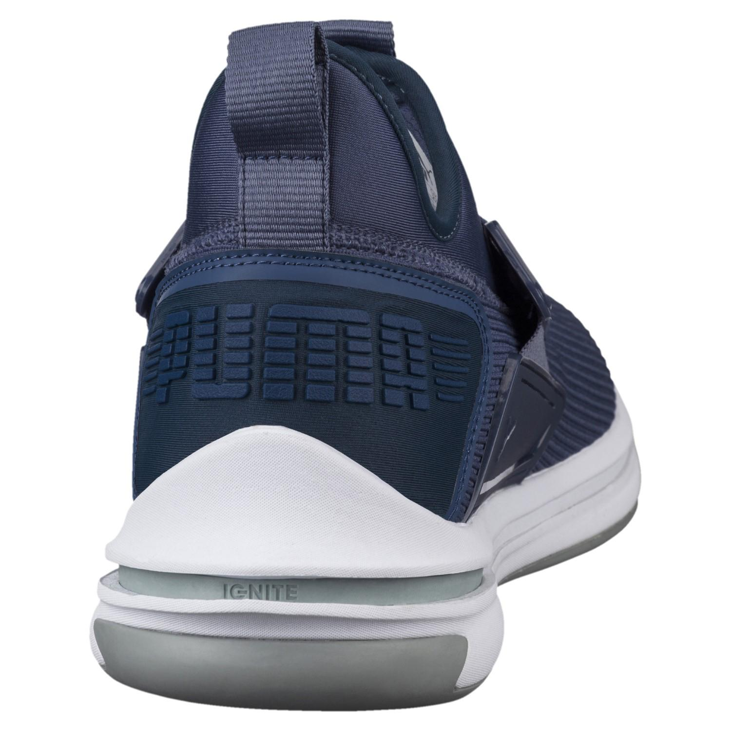 40cea662dcf Lyst - PUMA Ignite Limitless Sr Running Shoes in Blue for Men - Save 67%