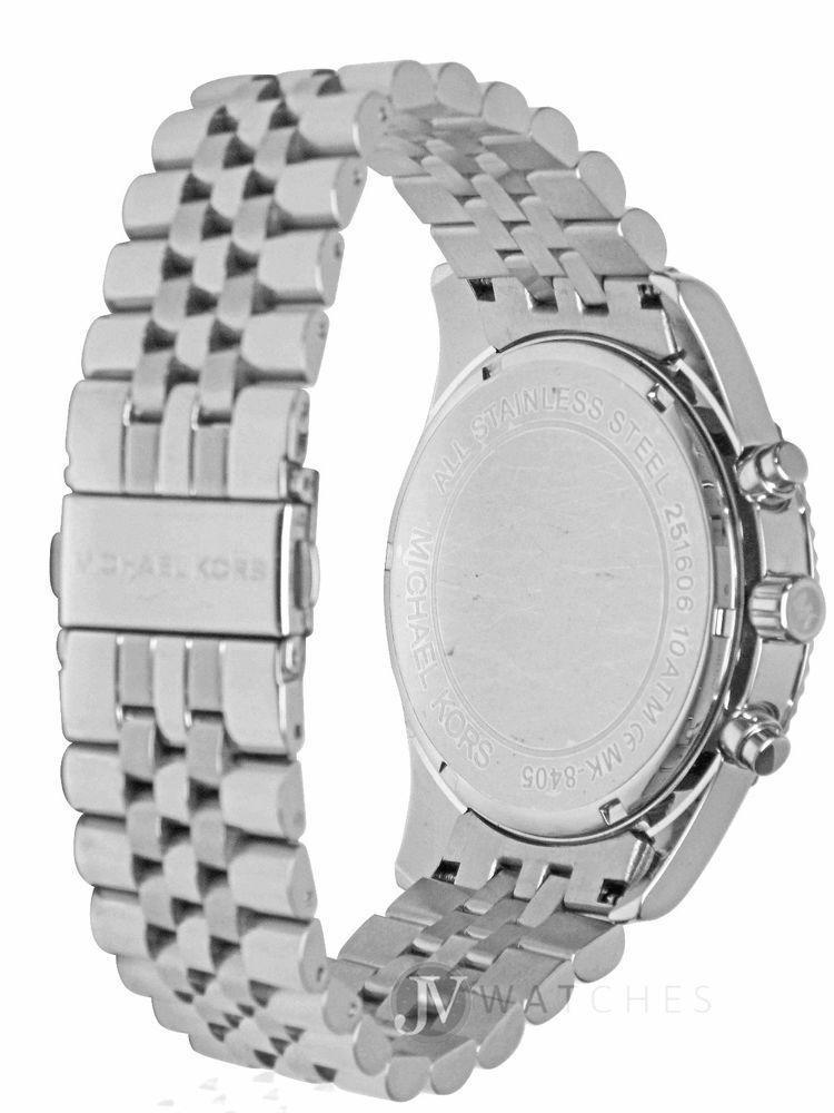 d31c4f91e79f Michael Kors - Metallic Bradshaw Chronograph Ladies Watch Mk5905 - Lyst.  View fullscreen