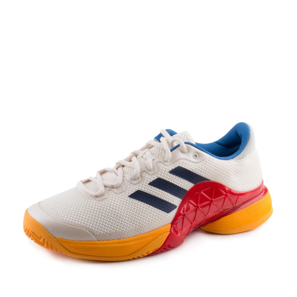d6e1cf89c7bc1 Lyst - adidas Pharrell Williams Barricade 2017 Pw Red chalk S81004 ...