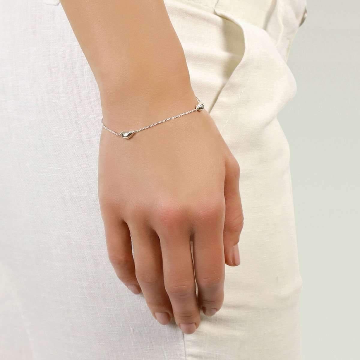 Jana Reinhardt Gold Plated Silver Tiny Sparrow Bracelet mDPkEyyR36