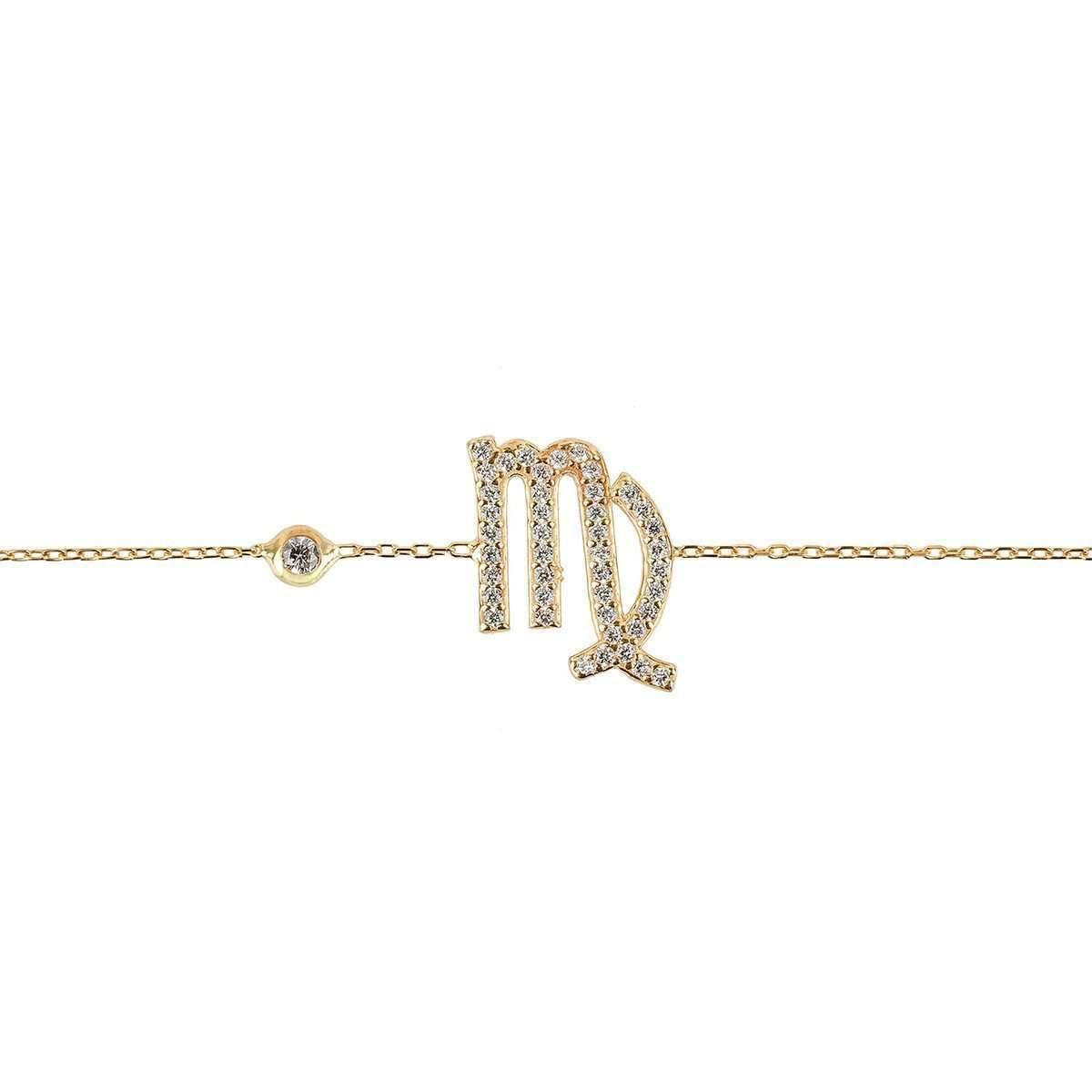 Latelita London Sagittarius Zodiac Bracelet Gold CEWajUMS