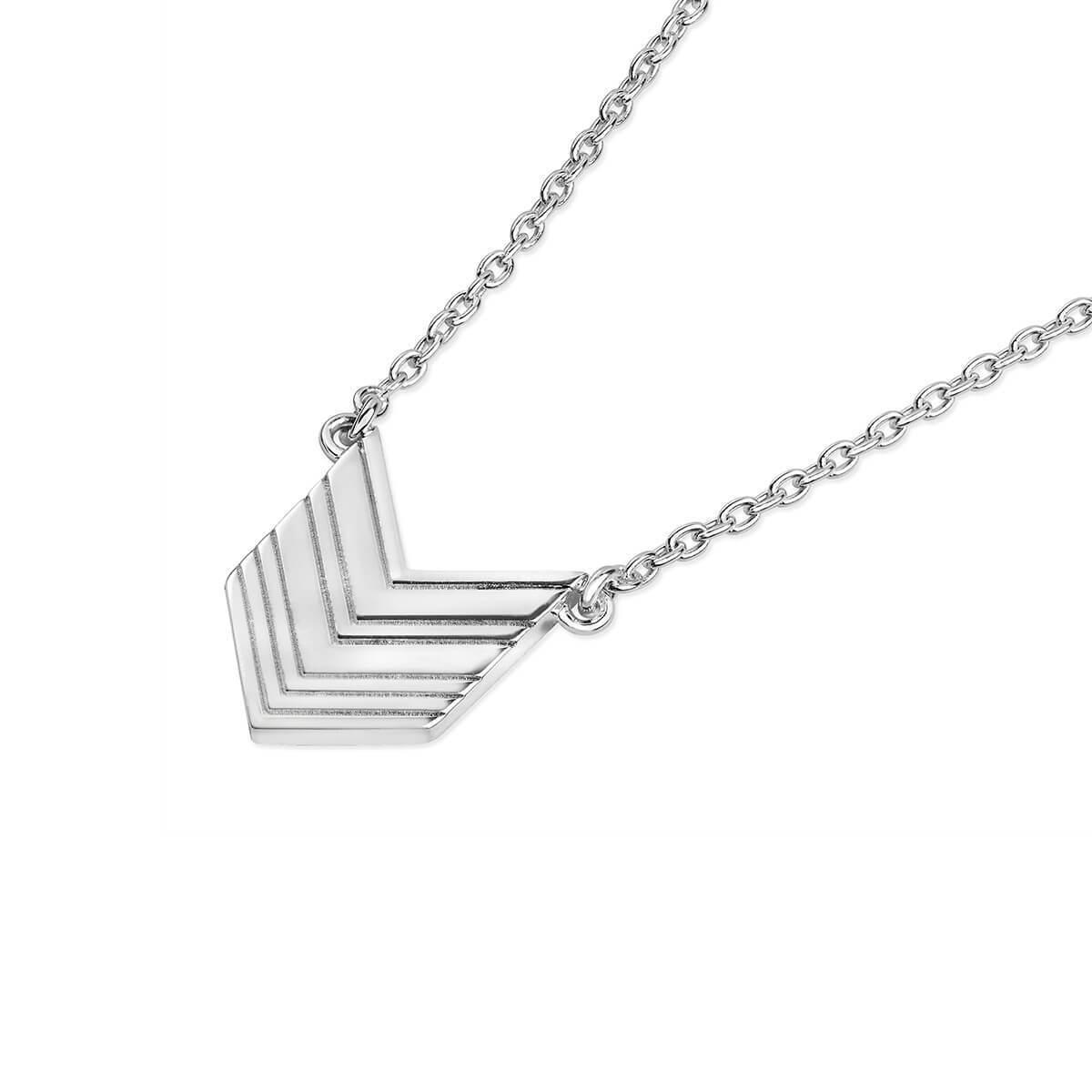 Lucy Quartermaine 5 Drop Necklace Silver NtQtmvdQzu