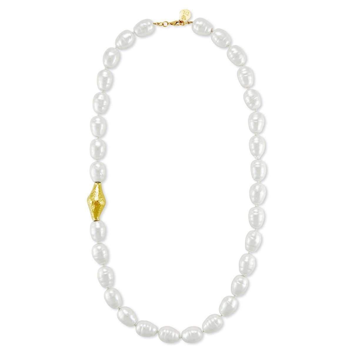 Devon Leigh Long Rainbow Agate Beaded Necklace MLiH0Wxrc
