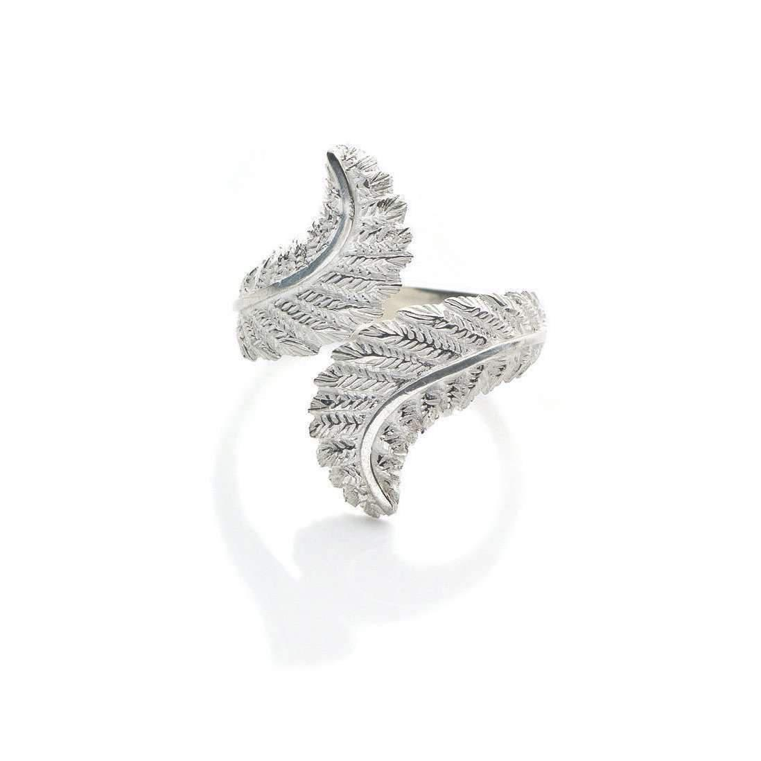 Patience Jewellery Fern Ring VM - UK L - US 5 1/2 - EU 51 3/4 dj0vF3