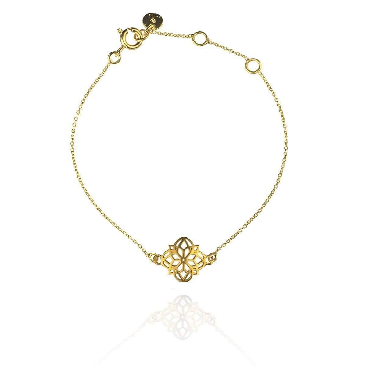 Zefyr Mandala Bracelet Rose Gold xanif