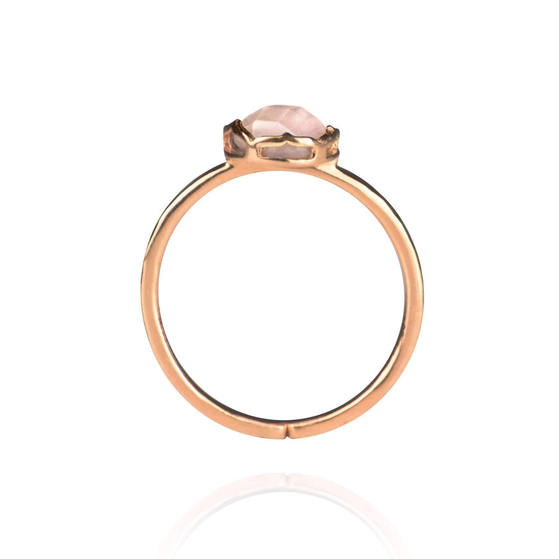 Zefyr Bokeo Ring Rose Gold - UK T 1/2 - US 10 - EU 62 1/4 fFydcAtIdm