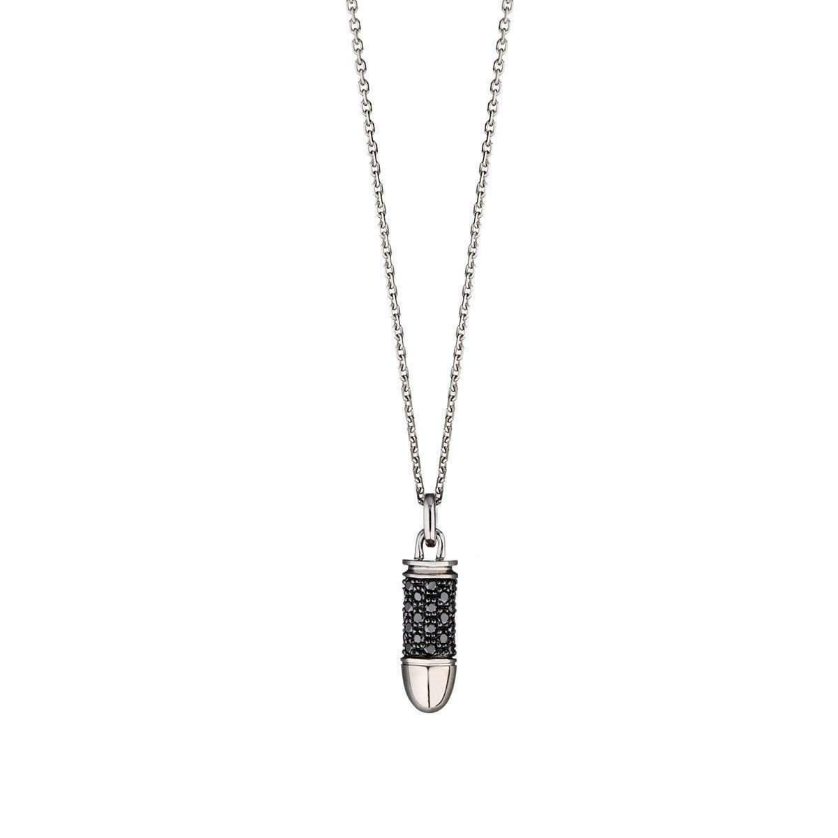 Akillis Bang Bang White Gold Diamond Pendant IGMPJ9