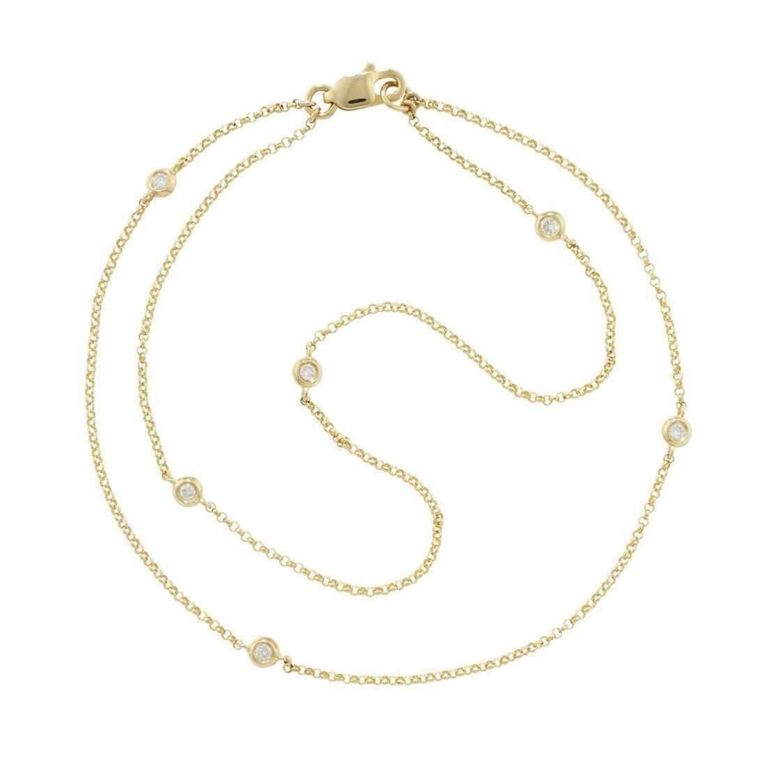 London Road Jewellery Portobello White Gold Meridian Diamond Bracelet pOP2NtE3