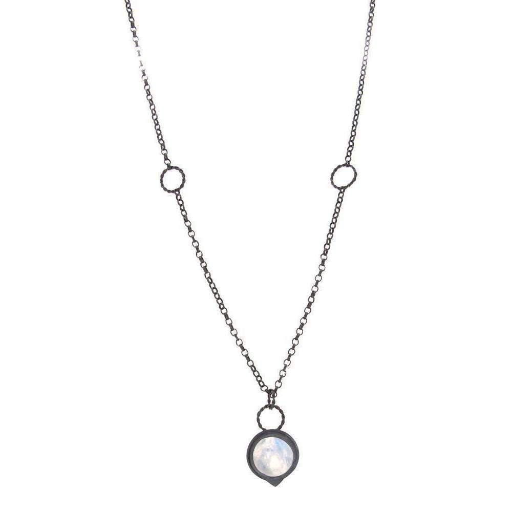 Sian Bostwick Jewellery Nautilus Mini Necklace TKOwX2CB