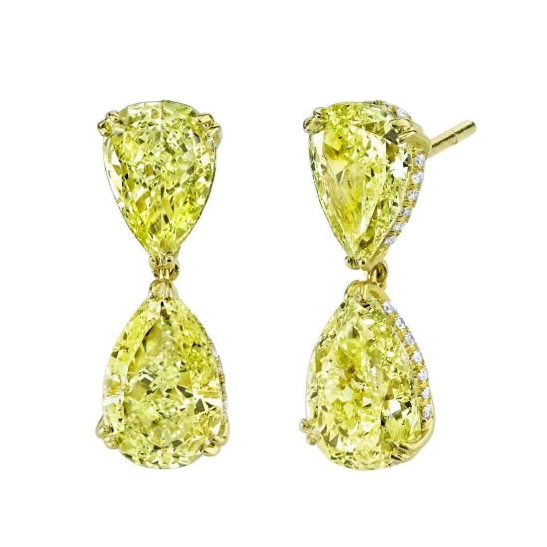 Harry Kotlar You are my Sunshine Drop Earrings 8dmvh